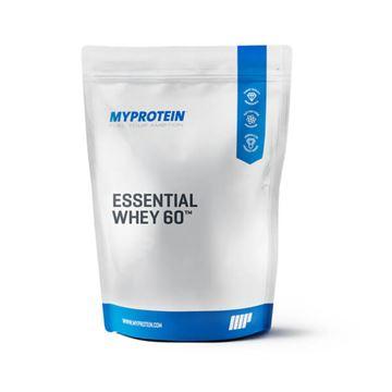 Protein MYPROTEIN Essential Whey 60 2.5kg, okus vanilija