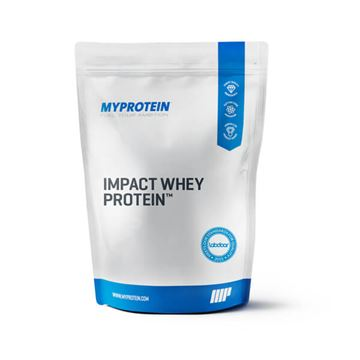 Protein MYPROTEIN Impact Whey Protein 5kg, bez okusa