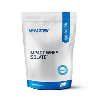 Protein MYPROTEIN Myprotein Whey Isolate 1kg, okus kremasta čokolada