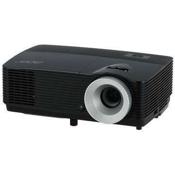 Projektor DLP, ACER X112H, 3D ready, 800x600, 3000 ANSI lumena, 13000:1, HDMI, USB, crni
