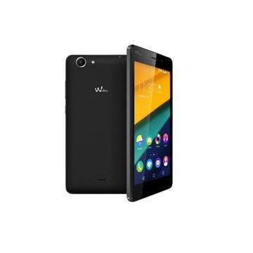 "Smartphone WIKO Pulp 4G, 5"" HD IPS multitouch, QuadCore Cortex A53 1.2GHz, 2GB, 16GB Flash, microSD, BT, Dual SIM, 2x kamera, Android 5.1, crni"