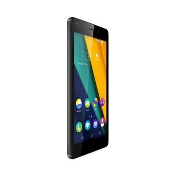 "Smartphone WIKO Pulp Fab 4G, 5.5"" HD IPS multitouch, QuadCore Cortex A53 1.2Ghz, 2GB, 16GB Flash, microSD, BT, Dual SIM, 2x kamera, Android 5.1, crni"