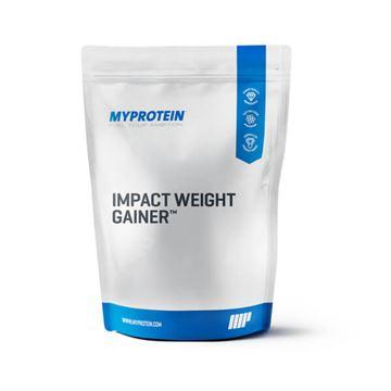 Gainer MYPROTEIN Impact Weight Gainer 2.5kg, okus vanilija