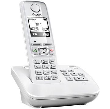 Telefon SIEMENS Gigaset A420A, bežični, bijeli
