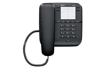 Telefon SIEMENS Gigaset DA310, crni