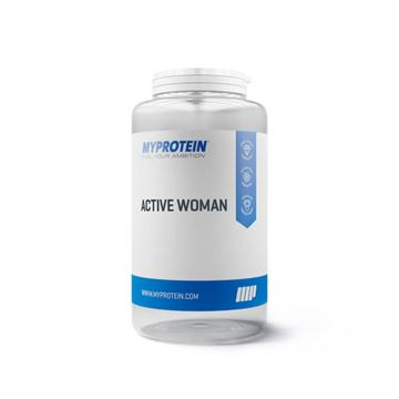 Multivitamin MYPROTEIN MP MAX Elle Active Woman, 120 tableta
