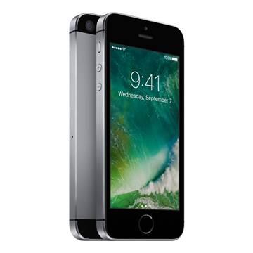 "Smartphone APPLE iPhone SE, 4"" IPS multitouch, DualCore Twister 1.84GHz, 2GB RAM, 64GB Flash, kamera, 4G/LTE, BT, GPS, NFC, IOS 9, sivi"
