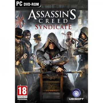 Igra za PC, Assasin's Creed Syndicate Special Edition