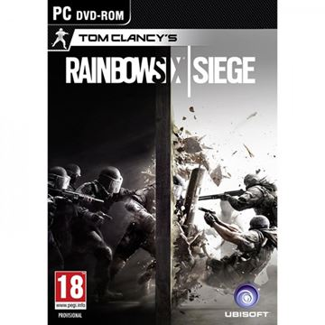 Igra za PC, TOM CLANCY'S RAINBOW SIX : SIEGE