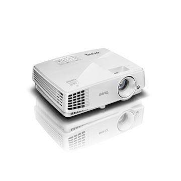 Projektor DLP, BENQ MW529, 1280 x 800, 3300 ANSI lumena, 13000:1, D-Sub, HDMI, USB mini B, bijeli