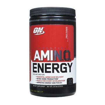 Aminokiseline OPTIMUM NUTRITION Amino energy 0.27kg okus malina