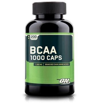 Aminokiseline OPTIMUM NUTRITION BCAA 200 kapsula