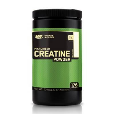 Kreatin OPTIMUM NUTRITION 0.6kg u prahu
