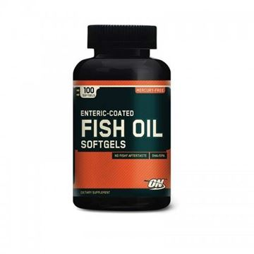 Masne kiseline OPTIMUM NUTRITION Fish Oil Omega 3 200 gel-kapsula