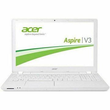 "Prijenosno računalo ACER Aspire V3-572G-31FQ NX.MSLEX.010 / Core i3 4005U, DVDRW, 4GB, 500GB, GeForce 840M, 15.6"" LED HD, G-LAN, HDMI, Linux, bijelo"
