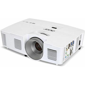 Projektor DLP, ACER H5380BD, 1280x800, 3100 ANSI lumena, 13000:1, HDMI, D-Sub, USB, bijeli