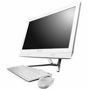 "Računalo LENOVO, ALL-in-One 300-23ISU F0BX0082SC / Intel Core i5 6200U 2.30GHz, 4GB, 1000GB, nVidia GF920A, DVDRW, 21.5"" IPS FHD, G-LAN, BT, USB 3.0, tipkovnica, miš, FreeDOS, bijela"
