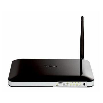 Router D-LINK DWR-512, 4-port switch, 802.11b/g/n, 3G SIM, bežični