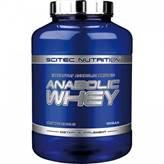 Protein SCITEC NUTRITION Anabolic Whey 2.3kg, okus vanilija