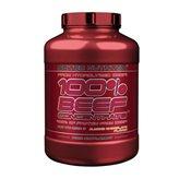 Protein SCITEC NUTRITION Goveđi 100% Beef Concentrate 1kg, okus lješnjaka i čokolade