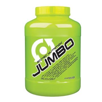 Gainer SCITEC NUTRITION Jumbo 4.4kg, okus vanilija