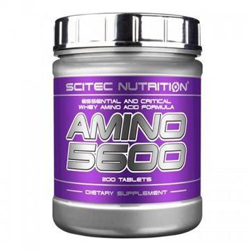 Aminokiseline SCITEC NUTRITION Amino 5600, 200 tableta