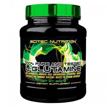 Aminokiseline SCITEC NUTRITION L-Glutamine 0.6kg