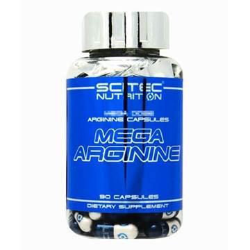Aminokiseline SCITEC NUTRITION Mega Arginine 90 kapsula