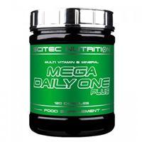 Multivitamin SCITEC NUTRITION Mega Daily One Plus, 120 kapsula