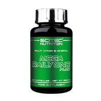Multivitamin SCITEC NUTRITION Mega Daily One Plus, 60 kapsula