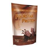 Zamjenski obrok SCITEC NUTRITION Fourstar Protein 0.5kg, okus jagoda i bijela čokolada