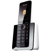 Telefon PANASONIC KX-PRS110FXW, bežični, crni