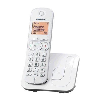 Telefon PANASONIC KX-TGC210FXW, bežični, bijeli