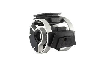 Dodatak za upravljač THULE Pack 'n Pedal, mogućnost spajanja 2 komada opreme, jednostavno umetanje i vađenje