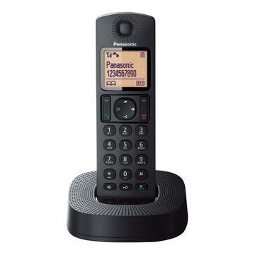 Telefon PANASONIC KX-TGC310FXB, bežični, crni