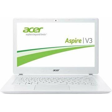 "Prijenosno računalo ACER Aspire V3-371-30GE NX.MPFEX.101 / Core i3 5005U, 4GB, 128GB SSD, HD Graphics, 13.3"" LED FHD, LAN, BT, kamera, HDMI, USB 3.0, Linux, bijelo"