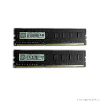 Memorija PC-10600, 4 GB, G.SKILL DDR3 series, F3-10600CL9D-4GBNT, DDR3 1333MHz, kit 2x2GB