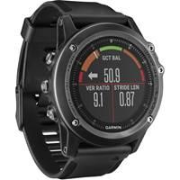 Sat GARMIN Fenix 3 Saffire HR, GPS, multisport, senzor otkucaja srca na zapešču