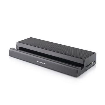 Zvučnici MODECOM MC-BTTS1, Bluetooth, crni