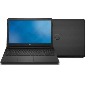 """Prijenosno računalo DELL Vostro 3558 / Core i3 5005U, DVDRW, 4GB, 1000GB, GeForce GT920M, 15.6"""" LED, G-LAN, BT, kamera,  USB 3.0, Linux, crni"""