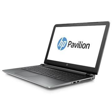 "Prijenosno računalo HP Pavilion 15-ab254nm T1M61EA / Core i5 6200U, DVDRW, 4GB, 1000GB, Nvidia GeForce 940M, 15.6"" HD WLED, LAN, BT, HDMI, kamera, USB 3.0, DOS, sivo"