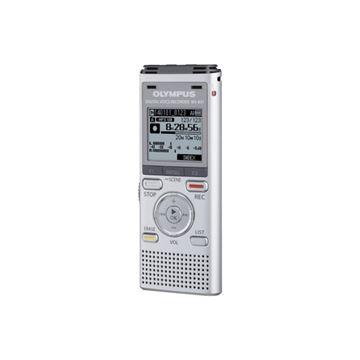 Digitalni diktafon OLYMPUS WS-831, 2GB, MicroSD, srebrni