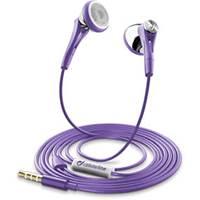 Slušalice CELLULARLINE NEW FIREFLY, in ear, mikrofon, ljubičaste