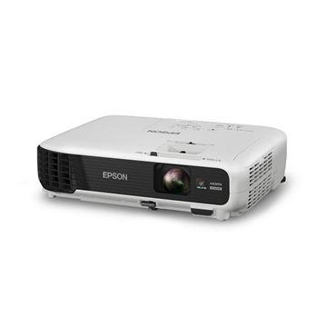 Projektor 3LCD, EPSON EB-W04, 1280x800, 3000 ANSI lumena, HDMI, bijeli + poklon