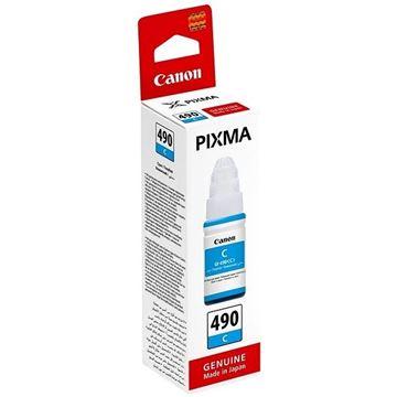 Tinta CANON GI-490C, cijan, za Pixma G1400/2400/3400