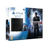 Igraća konzola SONY PlayStation 4, 1000GB + Uncharted 4: A Thief's End