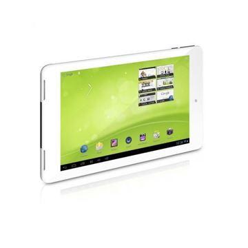 "Tablet računalo TREKSTOR SurfTab ventos 7.0 HD, 7"" multitouch IPS, DualCore Cortex A9 1.5 GHz, 1GB DDR3, 8GB Flash, WiFi, microSD, 2x kamera, Android 4.1, bijelo"