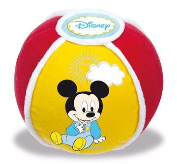 Igračka CLEMENTONI 14909, Mickey Mouse lopta na baterije