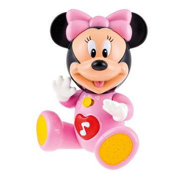 Igračka CLEMENTONI 14918, Minnie Mouse lutka, edukativna