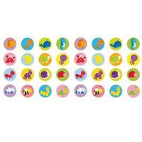 Drvena igračka VIGA 50126, Memory, životinje, 32 komada